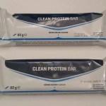 Clean Protein Bar review - Body en Fitshop