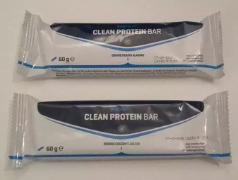 clean protein bar review
