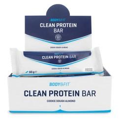clean protein bar body en fitshop