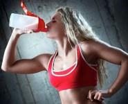 eiwitshake met water of melk nemen?