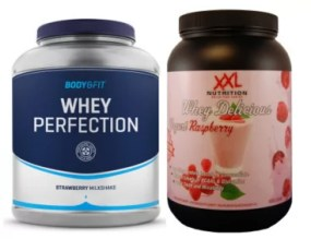 whey delicious vs whey perfection
