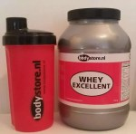 Whey Excellent review - Bodystore