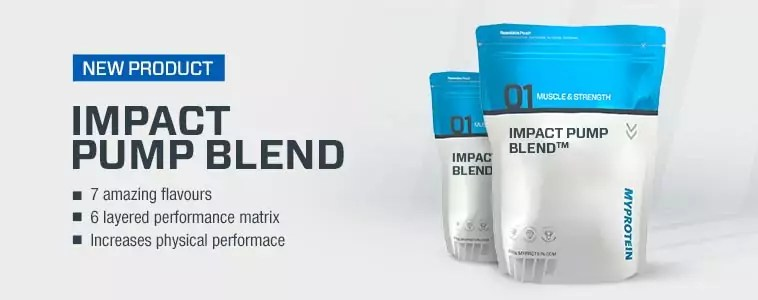 impact pump blend review