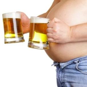 word je dik van alcohol