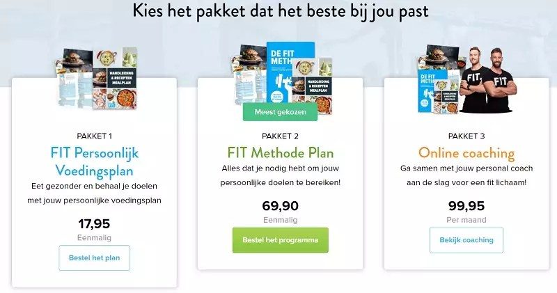fit methode kopen