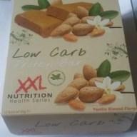 low carb protein bar ervaring