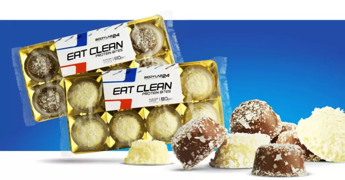 eat clean protein bites review