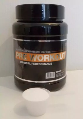 mount nutrition pre workout review