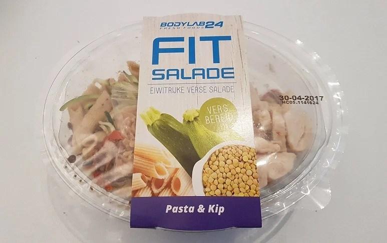 bodylab fit maaltijden