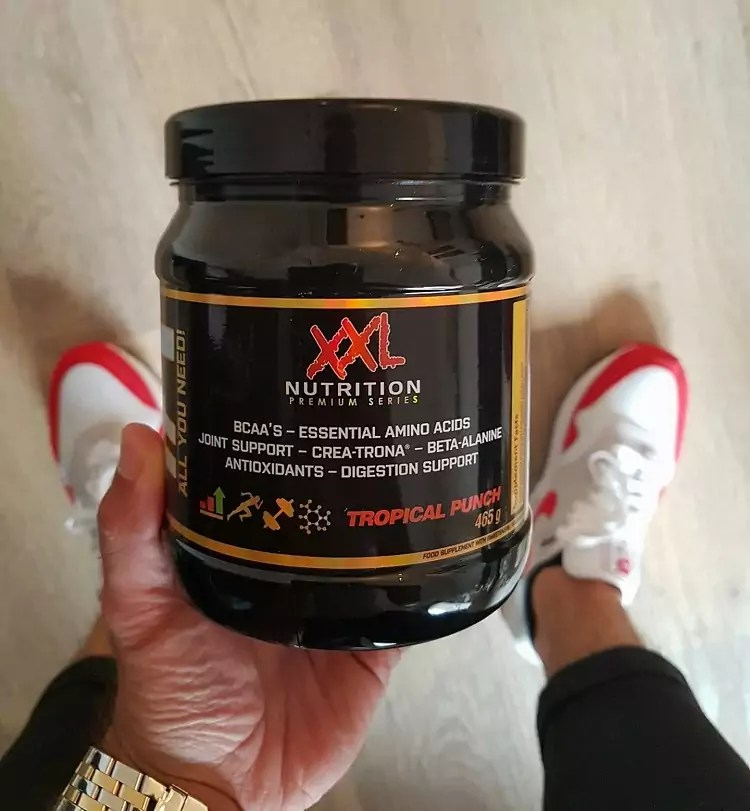 1 all you need review xxl nutrition