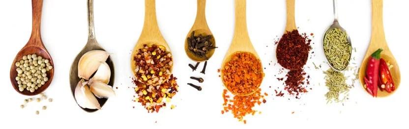 gezonde kruiden specerijen