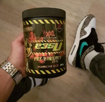 235u xtreme pre workout review