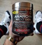 Anarchy Next Gen review - MuscleTech