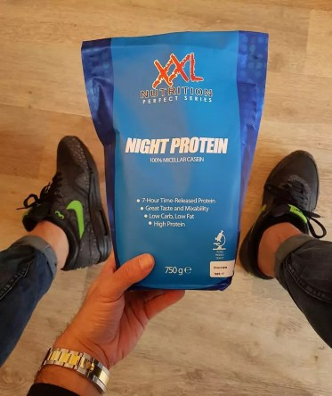 night protein review