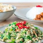 Orak Arik recept: Indisch groenten gerecht