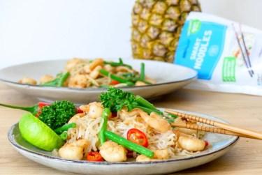 low calorie noedels recept