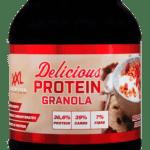 delicious protein granola