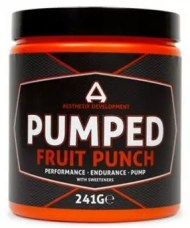 pumped pre workout