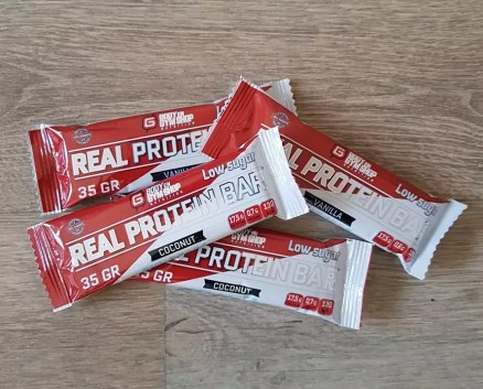 real protein bar ervaring