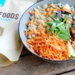 Vegan Quinoa Bowl recept