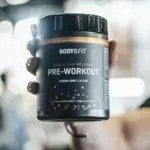 Sustained Release Pre-Workout review - Body & Fitshop