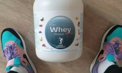 pure whey protein isolate review