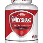 real whey shake