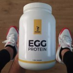 Egg Protein review - Power Supplements