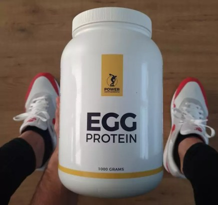 egg protein review