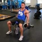 Incline Biceps Curl uitvoering & techniek tips