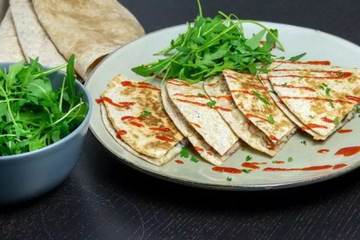 tonijn quesadilla recept