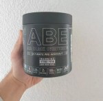 ABE Pre Workout review - Applied Nutrition