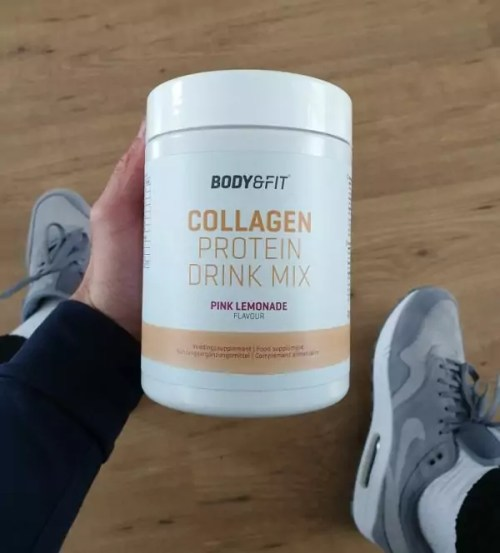 collagen protein drink mix review