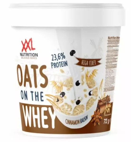 Oats On The Whey