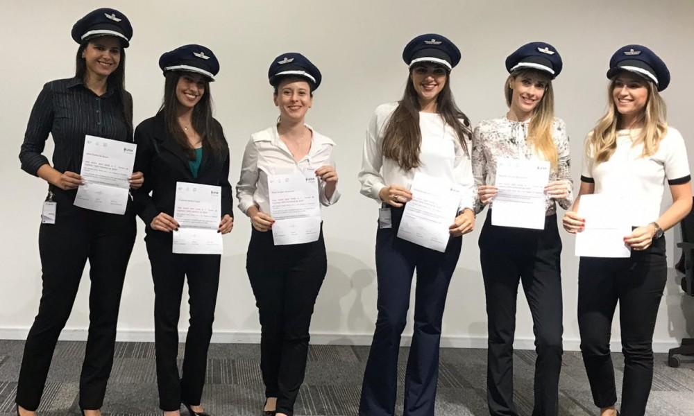 LATAM contrata grupo exclusivo de copilotas | Voenews