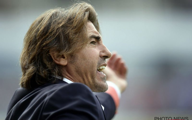 Sa Pinto hakt belangrijke knoop over Belfodil door