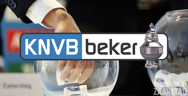 Loting tweederonde KNVB beker levert derby op