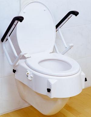 Монтирана върху чинията седалка TSE1