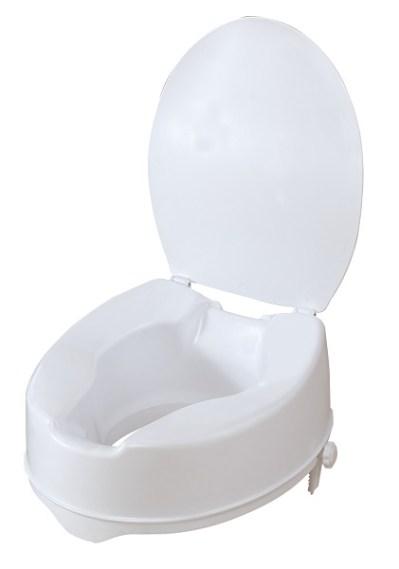 Надстройка за повдигане на тоалетната чиния с 15см модел 8184 Mobiak