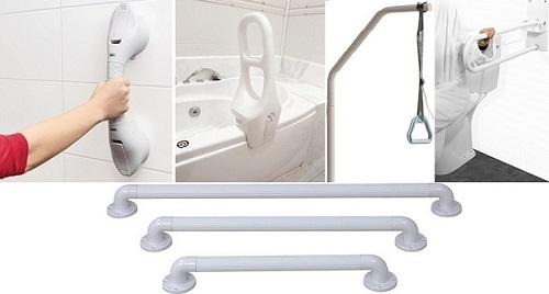 Дръжки и ръкохватки за стена, дръжки за баня и вана, дръжки за легло