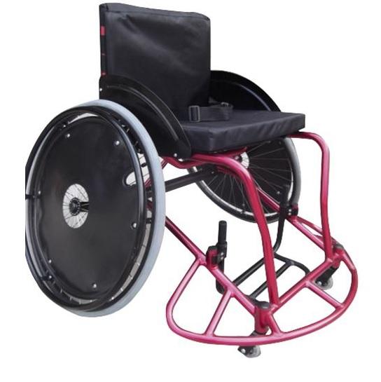 Алуминиева инвалидна количка за баскетбол модел 0808581 на MbiakCare