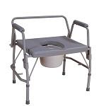 За тежки хора тоалетен стол 0808524