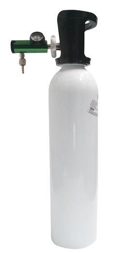 "Кислородна бутилка комплект ""Afrodite"""