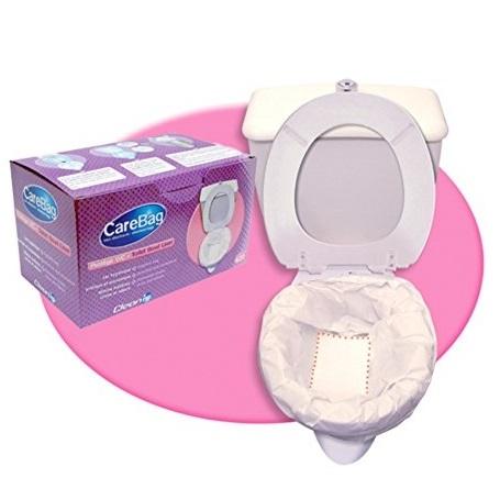 Кеър Бег, Care Bag на Cleanis за тоалетна чиния