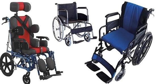 В лимита на Социално подпомагане инвалидни колички