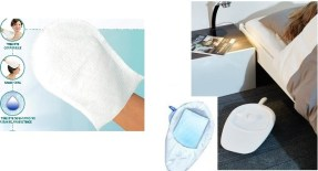 Воев, от торбички с абсорбатор до ръкавици за сухо къпане, . Еднократни хигиенни санитарни изделия.