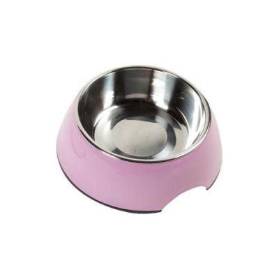 rosa matskål