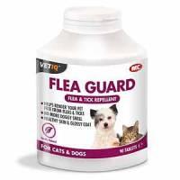 Flea guard