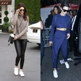 Kendall Jenner: Street Style