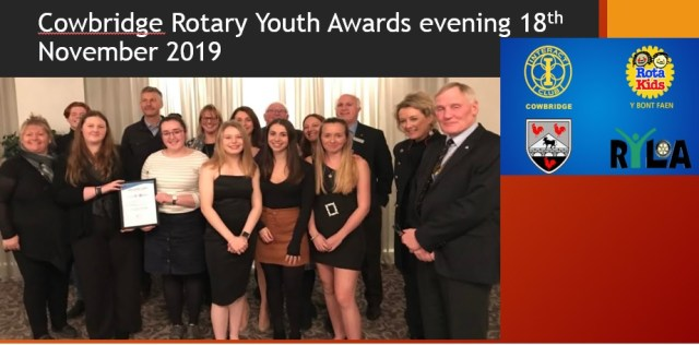 CCS Rotary Youth Awards